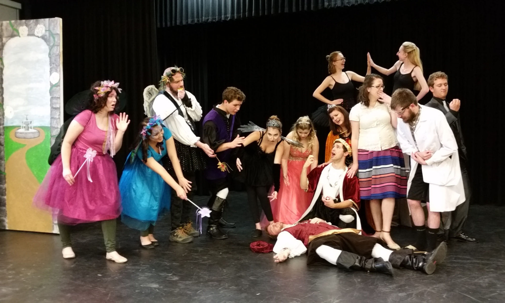 Newman Players